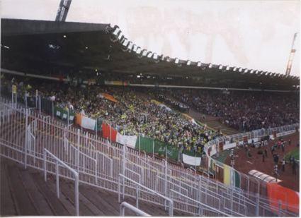 Hamburg, UEFA Cup 1996.