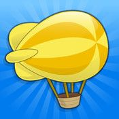 Poptropica® free iPad app based on the popular online game by Jeff Kinney (author of the Diary of a Wimpy Kid series).  This is a super fun adventure game that has kids solving puzzles and using logical thinking to complete quests on two different islands.  Best of all, it is completely safe, saves user data, and has high replay value.  It's a nice way for kids to play a educational type game w/out playing one of those mindless shooting/fighting style games that are so popular.