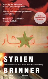 Syrien brinner : hur revolutionen mot Assad blev ett inbördeskrig (pocket)