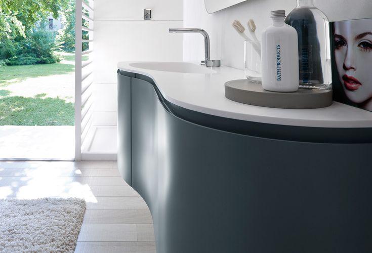 1000+ idee su Arredo Bagno Blu su Pinterest  Arredo bagno di servizio, Arredamento bagno e ...