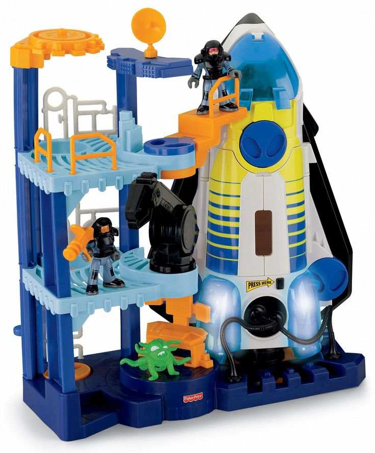 Best Spaceship Rockets Toys For Kids : Best imaginext space images on pinterest fisher