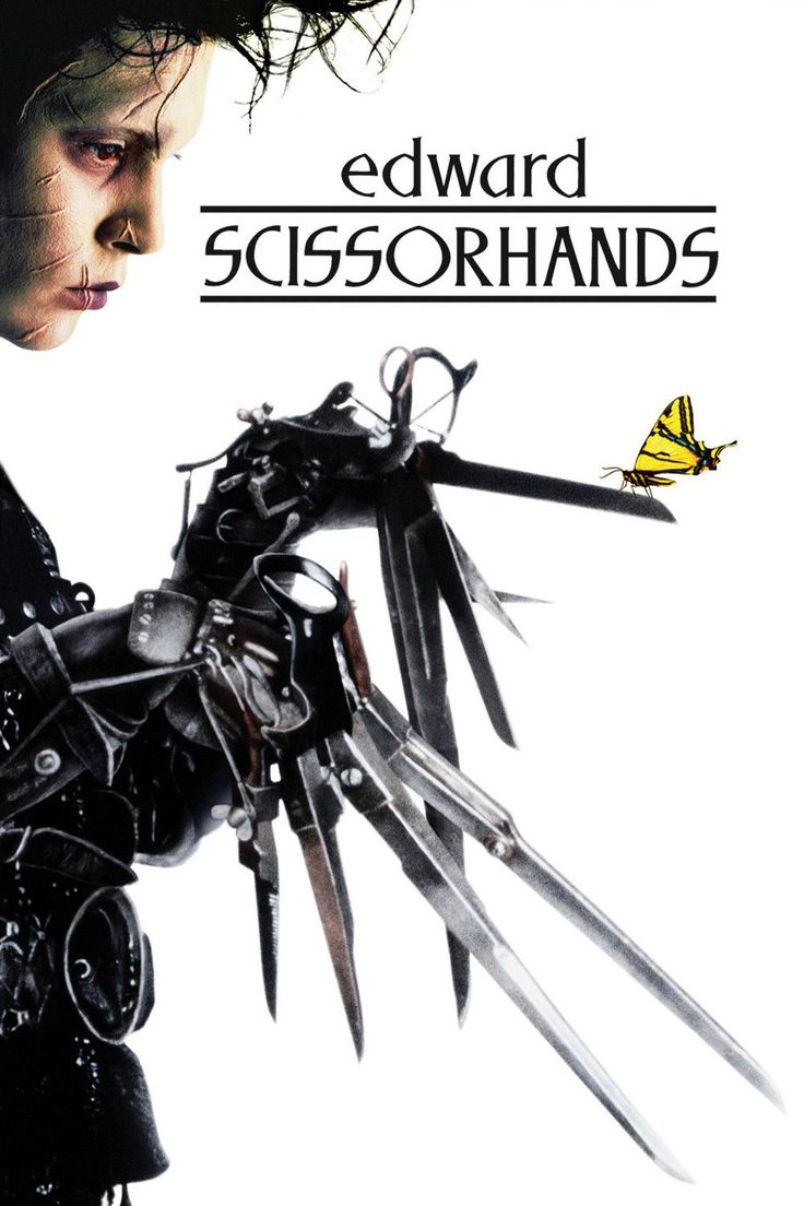 Edward Scissorhands  Full Movie. Click Image To Watch Edward Scissorhands 1990