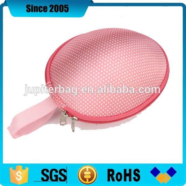 dongguan eva silicone self adhesive bra brassiere carrying case