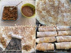 Haşhaşlı Yeşil Mercimek Böreği Tarifi | Yemek Tarifleri