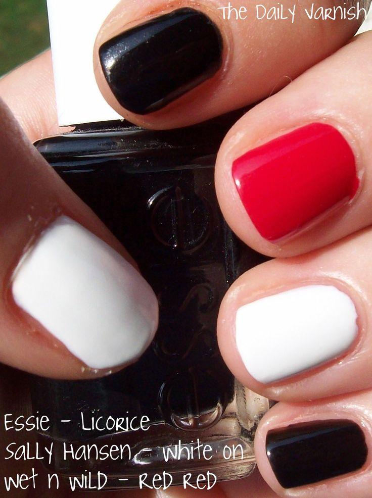 Mejores 37 imágenes de Nails en Pinterest | Maquillaje, Colores y ...