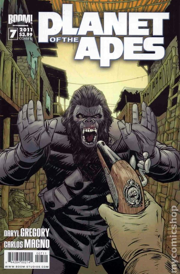 Planet of the Apes (2011 Boom Studios) 7B