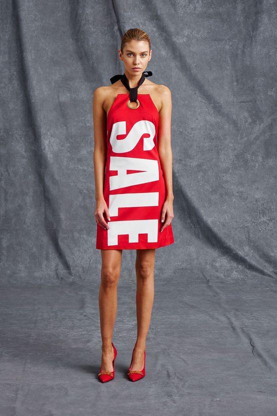 #MOSCHINO #Resort #Collection 2016 #Fashion #designers #Dress #Sale