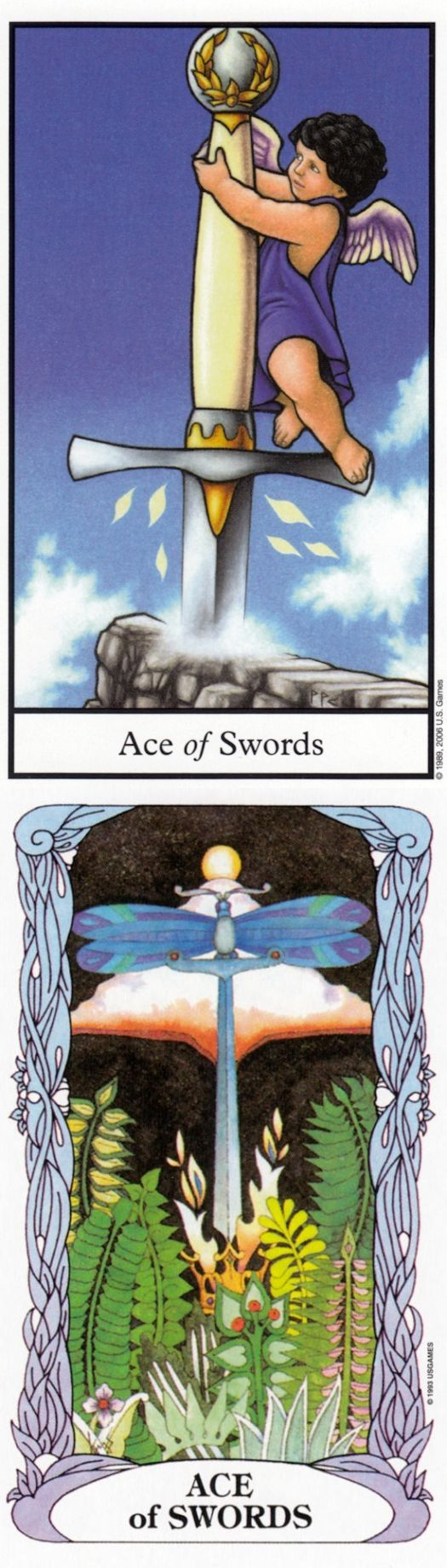 Ace of Swords: potential for immense power and success and using incredible power for evil (reverse). Connolly Tarot deck and Moon garden Tarot deck: true tarot reading, tarot card reading online free uk vs tarot interpretation. New tarot altar spiritual and spell book.