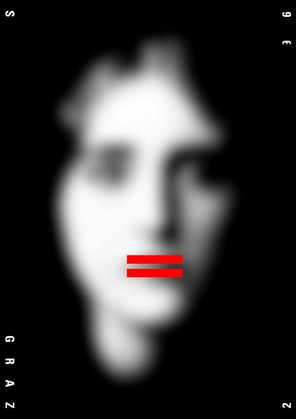 Fons Hickmann – Als Augen noch sprechen konnten (When eyes could still speak) poster series