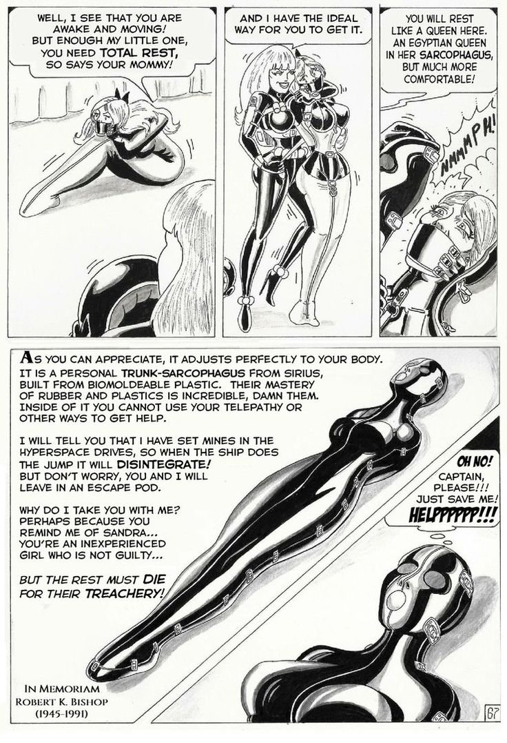 ap toon bondage Cosmonauts 067 (translated) by osvaldogreco