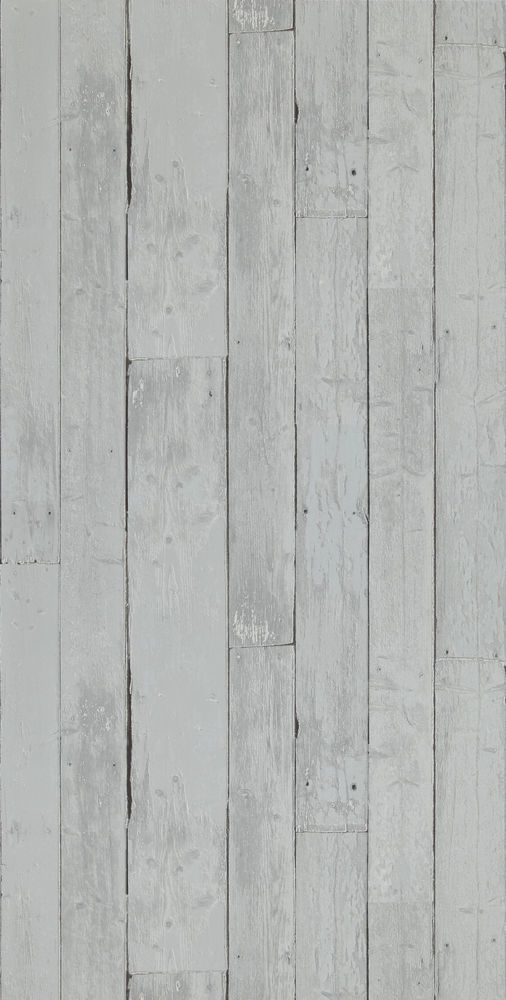 Tapete BN / Vliestapete Holz / Grau / 49796 / Holzoptik Tapete / Trendfarben