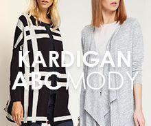 ABC MODY: Kardigan