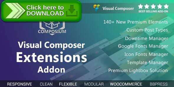 [ThemeForest]Free nulled download Visual Composer Extensions Addon from http://zippyfile.download/f.php?id=56942 Tags: ecommerce, addon, audio player, countdown, counter, extension, font manager, google, icon fonts, image effects, post types, slider, timeline, video player, visual composer, woocommerce