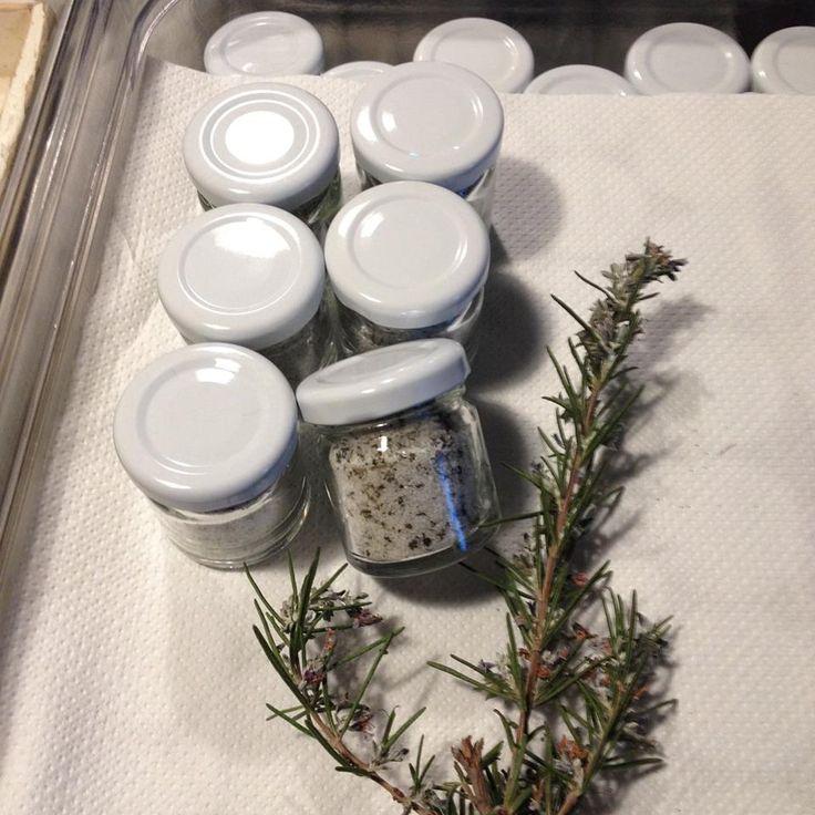 Sali Aromatici - Aromatic Salts