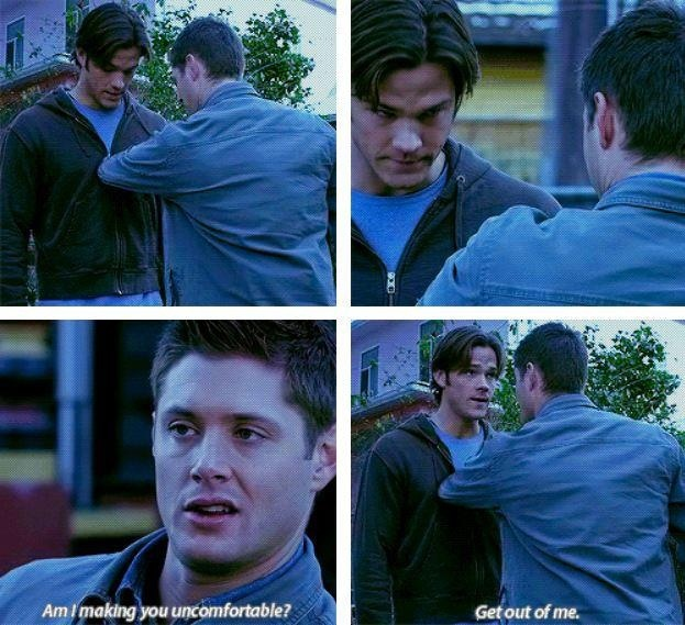 This was such a funny scene. Death Takes a Holiday. 4x15.