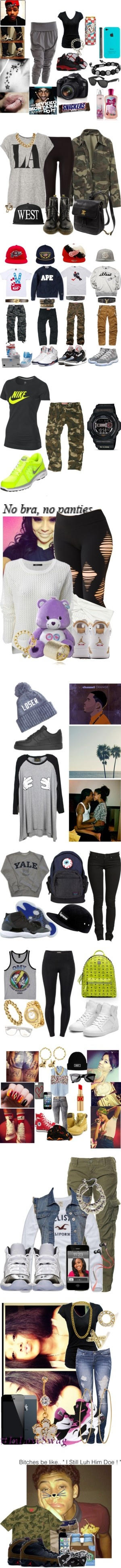 """Dope Part. 3."" by mrkr-lawson ❤ liked on Polyvore"