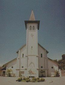 Gereja Katedral Makassar 1991