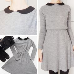 DIY Sewing | Vestido skater | DIY Skater dress