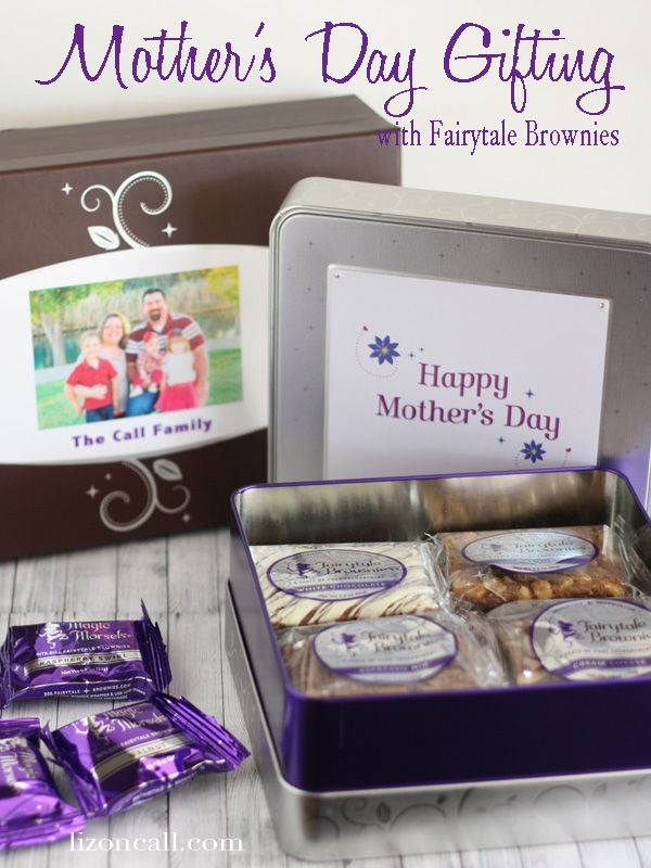 fairytale brownies mother's day