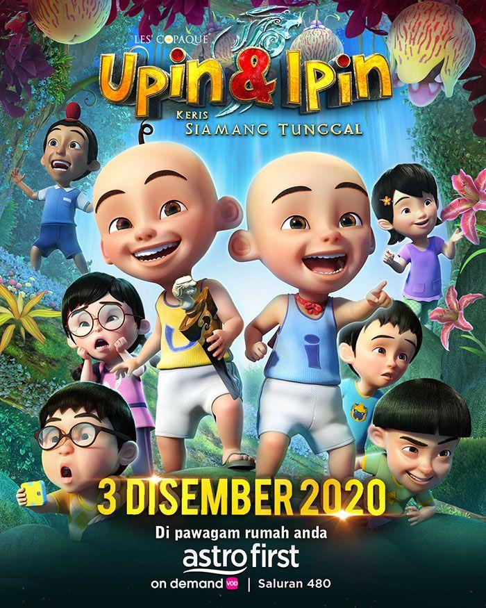 Download Upin Ipin Keris Siamang Tunggal : download, keris, siamang, tunggal, Entertainment