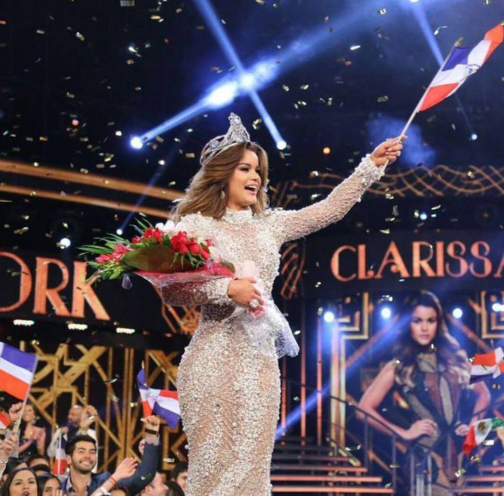Video: Dominicana Clarissa Molina gana Nuestra Belleza Latina VIP