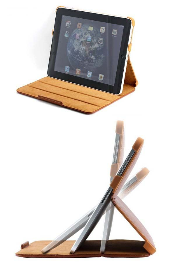 15 iPad Stands That Will Cuddle Your Favourite Gadget in Style