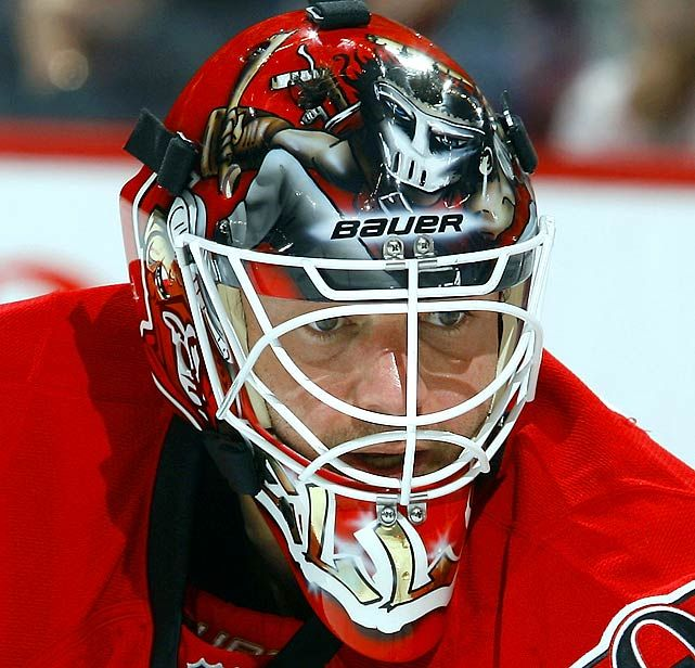 Nhl hockey helmet front