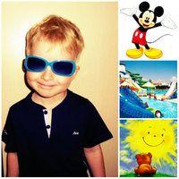 Вадим в очках Disney (арт.5412) Готов идти на пляж!!!!
