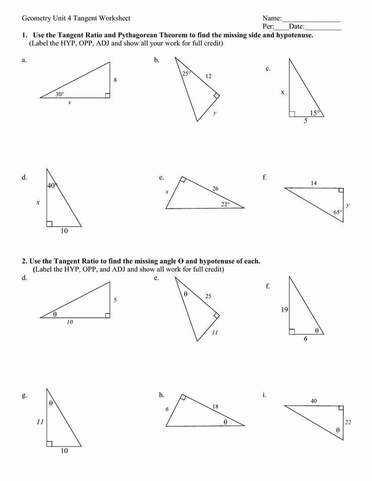 Soh Cah Toa Worksheet In 2021 Geometry Worksheets Kids Worksheets Printables Basic Geometry