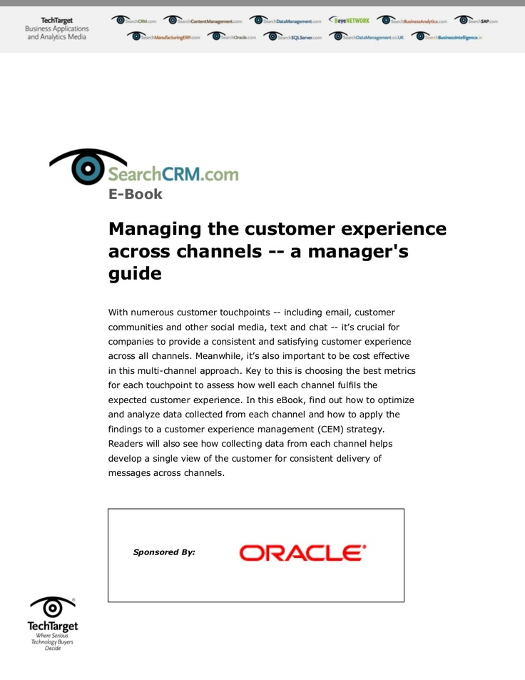 Customer-centric measurements of the customer experience in various customer service channels #custserve #cctr #service #cx #ux #cem #social_media #crm
