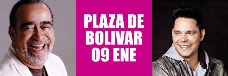 Hoy en la feria de Manizales Anndy Montanez y Rey Ruiz  www.vivalaradiotelevision.com