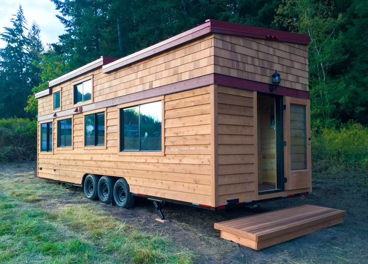 largest tiny house. The Chinook 30 Tiny House Largest Tinyhouse Model Build Yet 561 best On Wheels  THOW images on Pinterest