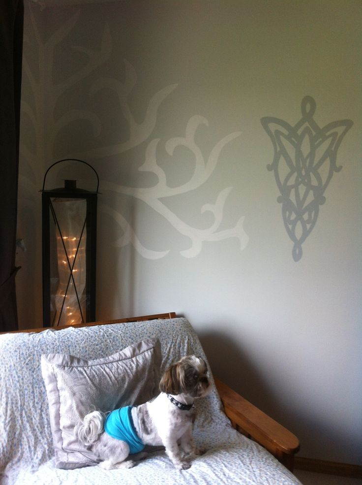 Lord of the rings nursery