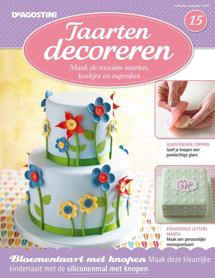 How Many Issues Of My Cake Decorating Magazine Will There Be