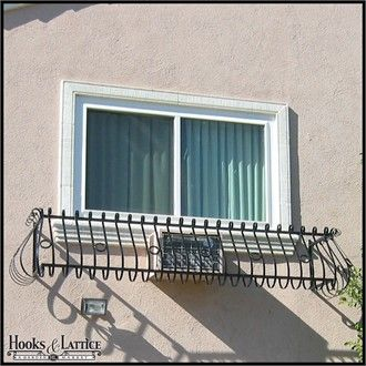 17 Best Images About Decorative Iron Accents Balconies