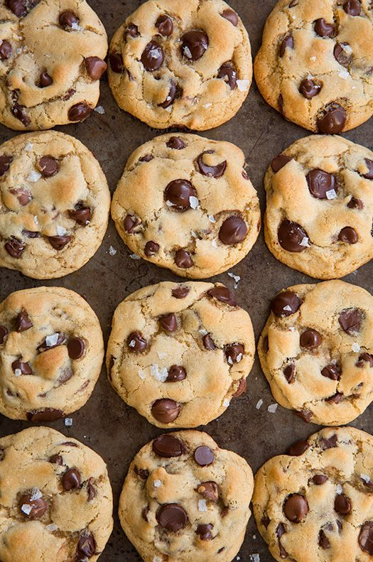 What is the best way to judge the success of a gluten-free recipe? If no one can even tell it's gluten-free #glutenfree #cookies