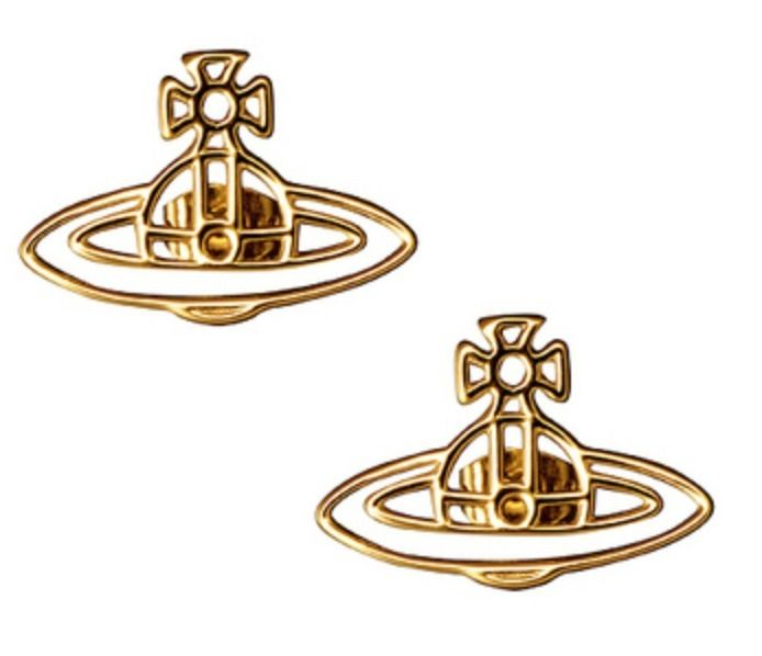 Vivienne Westwood Earrings & Piercings Elegant Style Earrings & Piercings 2