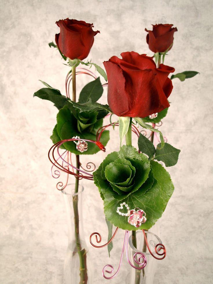25 fotos de rosas rojas, arreglos florales y postales para el Día del Amor y la Amistad. - Happy Valentine's Day | Banco de Imágenes Gratis