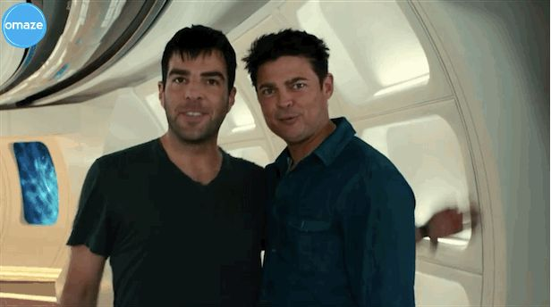 New trending GIF on Giphy. friends laughing star trek bromance zachary quinto bros karl urban omaze star trek beyond buds pals toboldly go. Follow Me CooliPhone6Case on Twitter Facebook Google Instagram LinkedIn Blogger Tumblr Youtube