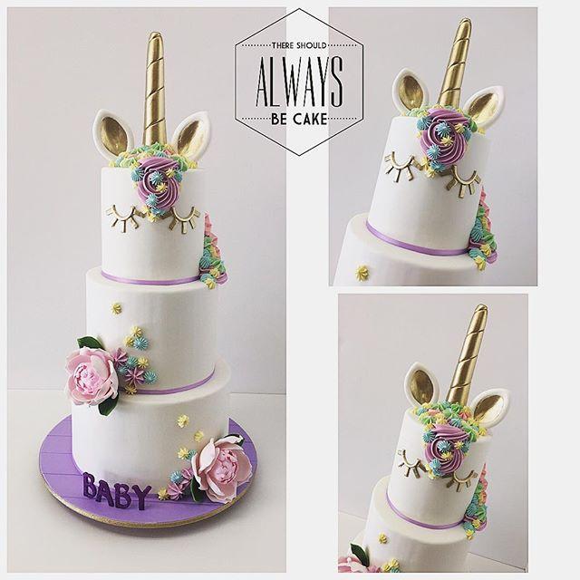 Unicorn Cake trending 2016-2017