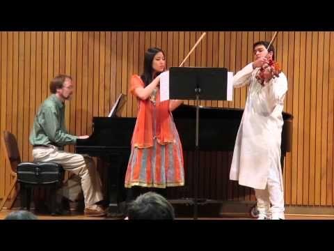 Violin And Viola Duet A Whole New World Aladdin