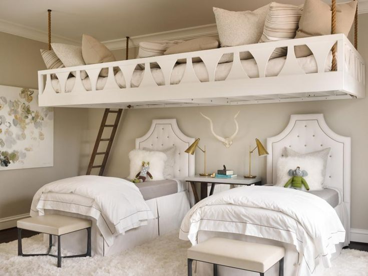 Interior Design Trends for 2016. Top 25  best Bunk rooms ideas on Pinterest   Bunk bed rooms  White