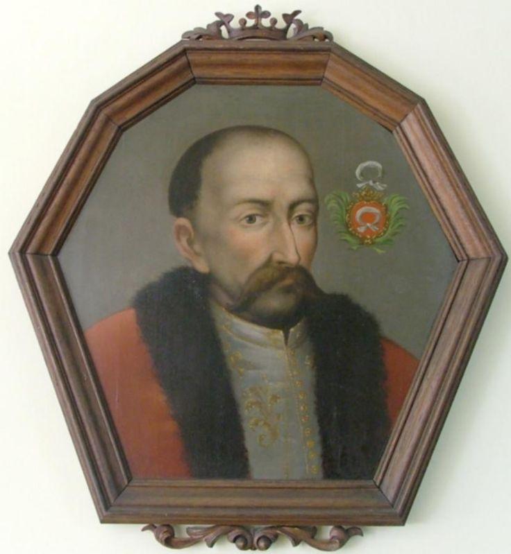 Portret trumienny Franciszka Stefana Raczyńskiego (kopia