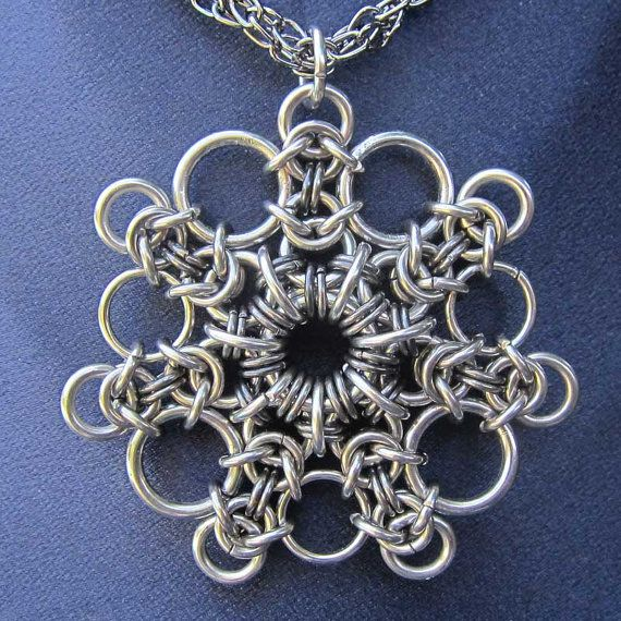Make A Chain Mail Bracelet: 88 Best Chain Maille Christmas Ornaments Images On