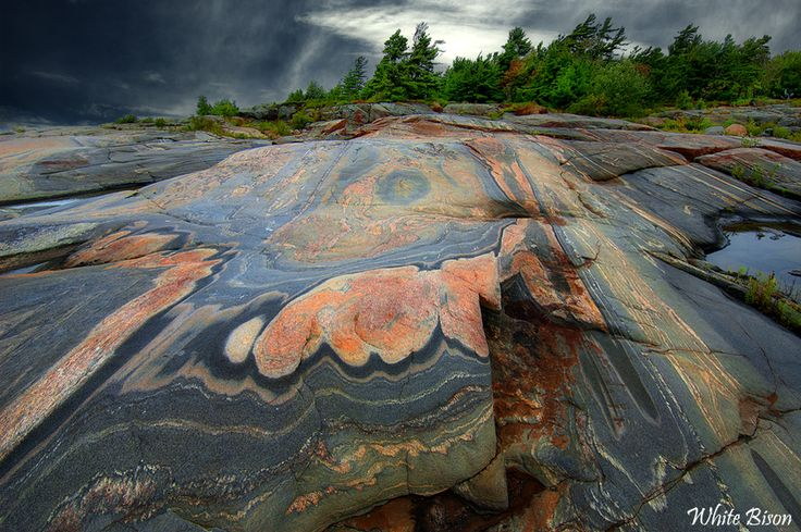 Geology on Georgian Bay! by Patrick J. Boening on 500px