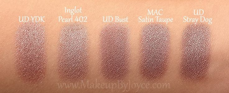 urban decay dupe for mac satin taupe - Google Search