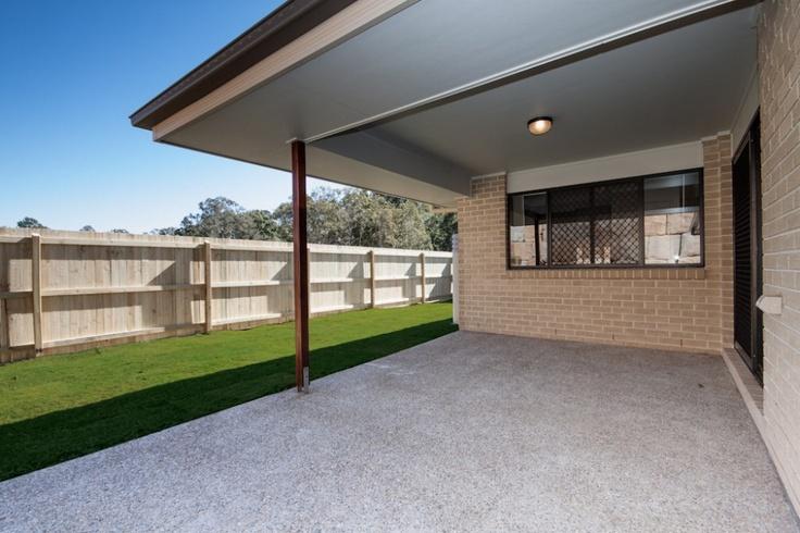 Piper Design includes Large Alfresco area #Brisbane builder