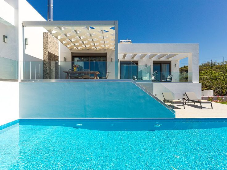 Rethymno villa rental - Amazing private pool!