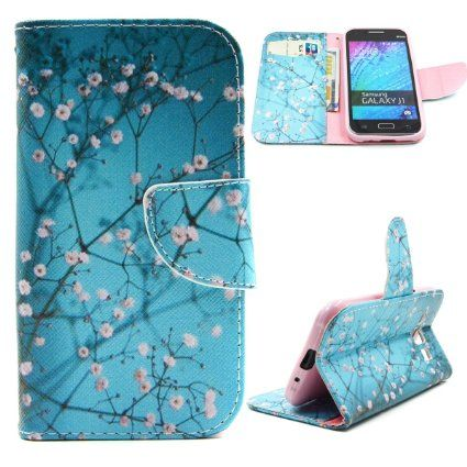 Samsung Galaxy S6 Case,Samsung Galaxy S6 Cover,URFEDA Soft Slim Premium Fit PU Leather Flip Cover Wallet Stand Case Printed Flowers Heart Love Tiger Lion Elephant Cat Dog Birds Colorful Carrying Protective Case Cover Shell with Magnetic Closure and Card Holder for Samsung Galaxy S6: Amazon.co.uk: Kitchen & Home