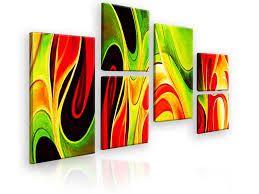 Resultado de imagen para pinturas de figuras geometricas